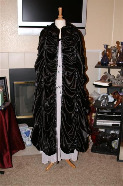Lily Munster Costume (with Cape)