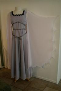 Lily Munster Costume Gown